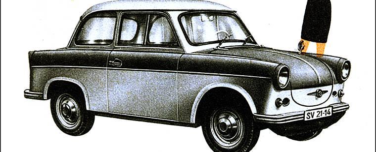 Trabant p50 prospekt 1961 for Dormitorio 2 50 x 2 50